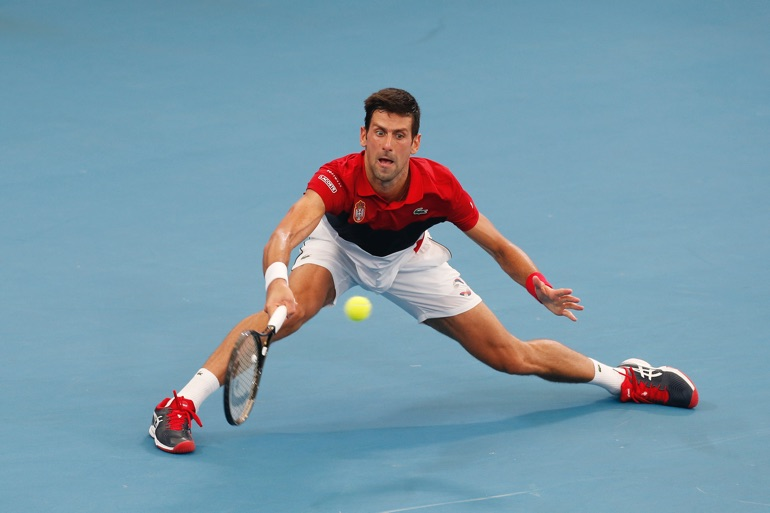Djokovic favorito in Australia!