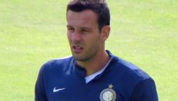 Il capitano dell'Inter, Samir Handanovic