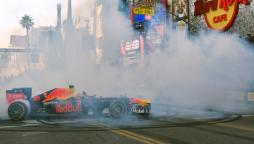La Red Bull ad... Hollywood!!!