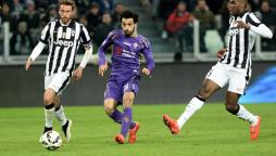 Salah in gol allo Juventus Stadium in Coppa Italia