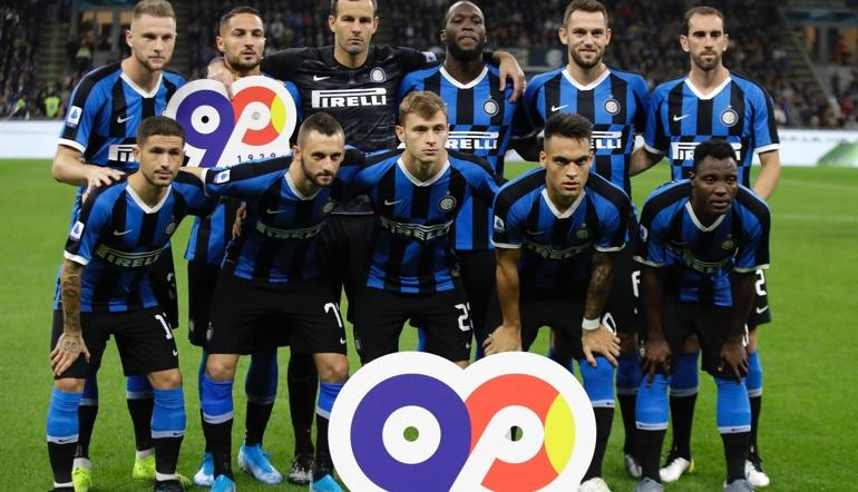 Lo Starting XI dell'Inter contro la Juventus