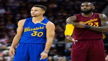 NBA: la finale è tra Golden State Warriors e Cleveland Cavaliers