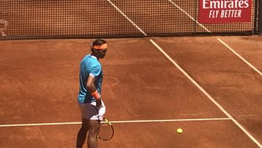 Nadal a Roma