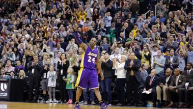 Kobe applaudito dal pubblico di Salt Like City!